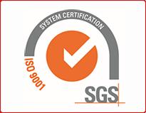 Certificación SGS ISO 9001